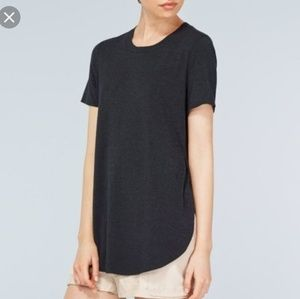 Tops - Wilfred Capucine Shirt - Black - M